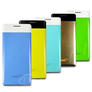 【HANG】時髦漾彩-雙USB行動電源13500mAh