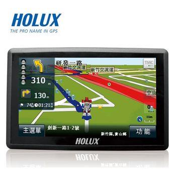 【Holux】GPSmile 62G五吋聲控導航機