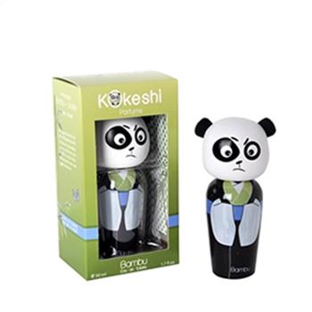 Kokeshi Bambu友誼娃娃男性淡香水(熊貓限量版)50ml