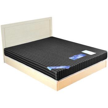 【時尚屋】絲黛特冬夏兩用和風緹花硬式彈簧床墊-單人3.5尺-4色