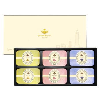 蜂王 純金99金箔美膚手工皂限量禮盒 (12入)