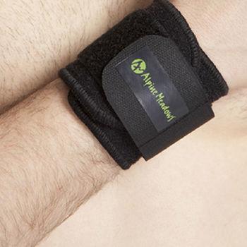 【PUSH!】調整型透氣運動護腕