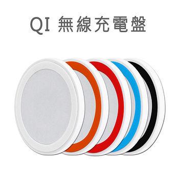 QI 無線充電盤 充電板 前後防滑墊 支援SAMSUNG/NOK