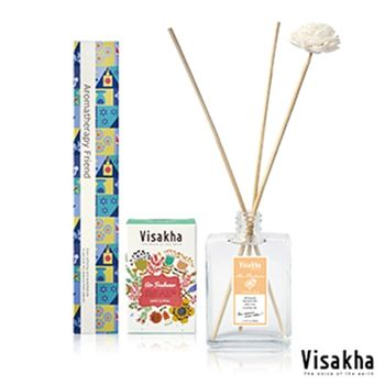 【Visakha】桂花釀Osmanthus 香氛水竹精油3入