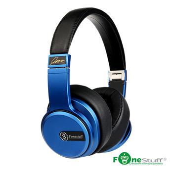 Fonestuff瘋金剛 Drama5 HiFi劇院耳罩式耳機(搖滾藍)