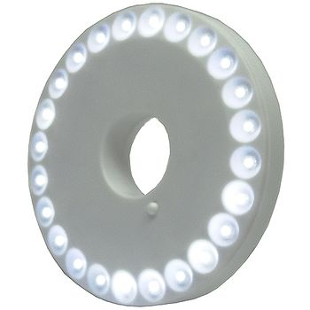 多用途超白光24LED露營工作照明燈WDB-24(白色)