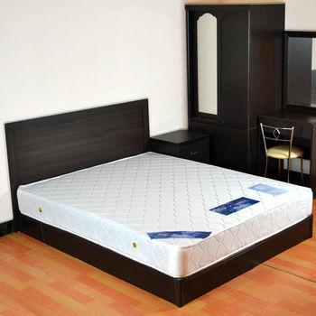 【時尚屋】STYLE 絲黛特舒適二線獨立筒床墊-加大6尺