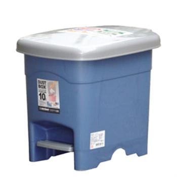 【魔術大空間】朝代10L圓型垃圾桶