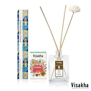 【Visakha】安定檀香Sandalwood 香氛水竹精油