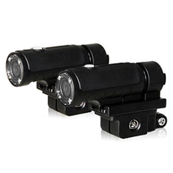 【騎士S】HD720P高畫質機車行車記錄器(雙鏡組同鎖心款)