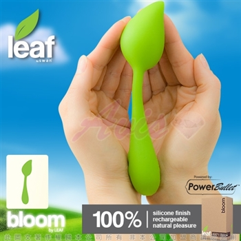 【加拿大Leaf】-Bloom 曲線花朵按摩棒