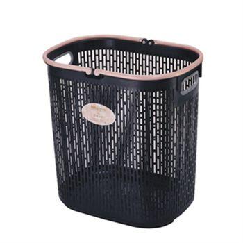【E-BOX】黑美人洗衣籃