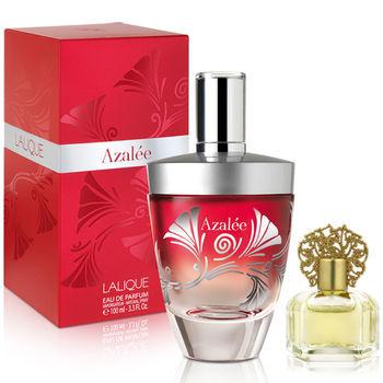 Lalique 萊儷 映山紅女性淡香精100ml-送品牌小香&針管