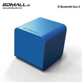 GDMALL 藍芽配對機 Mini Stereo (單顆藍)