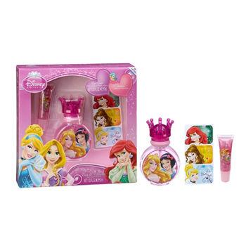 Disney 迪士尼童話公主嘉年華 淡香水禮盒-彩妝版 贈Disney噴霧*1(隨機款)