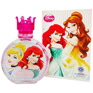 Disney迪士尼 童話公主嘉年華 女性淡香水 100ml 贈Disney小香*1(隨機款)
