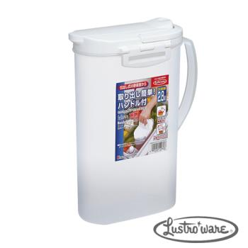 【Lustroware】日本進口耐熱冷水壺 2.8L