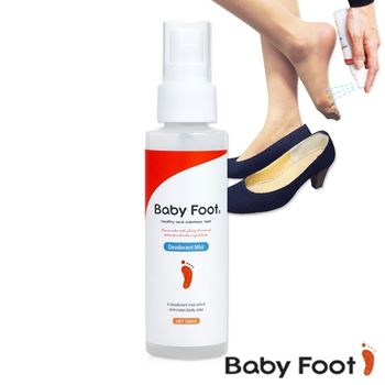 Baby Foot 寶貝腳不走味爽足噴霧100ml