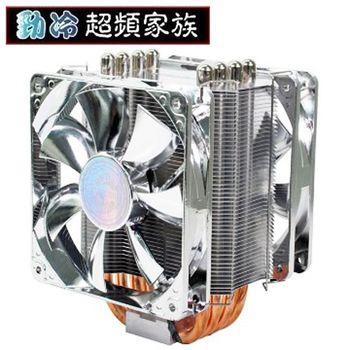 EVERCOOL變形金剛4熱管CPU散熱器(FOR LGA2011