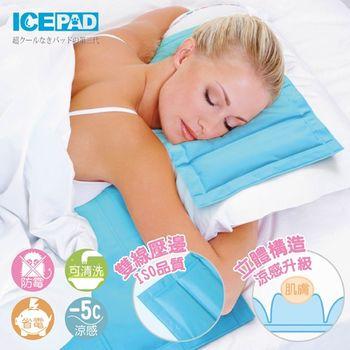 【ICEPAD】第三代夏日清涼冷凝墊-1小