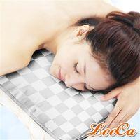 ~LooCa~超涼感凝膠枕墊 ^#45 銀