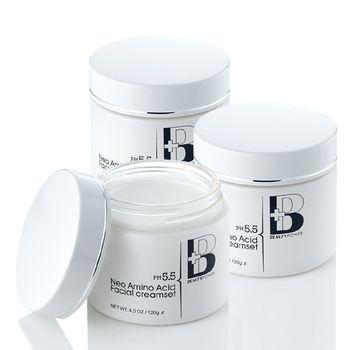 BP小白花胺基酸淨白潔膚霜(3+1)排隊搶購組