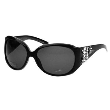 Dior-時尚太陽眼鏡 (黑色 / 咖啡色)