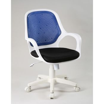 【C&B】淨庭設計風扶手電腦椅