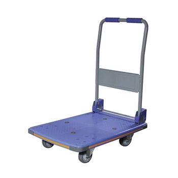 【COLOR】OA塑鋼折疊手推車(150kgs)