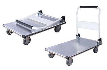 【COLOR】OA鋁製折疊手推車(300kgs)