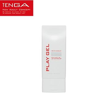 日本TENGA TPG-001 PLAY GEL濃厚型潤滑液-白