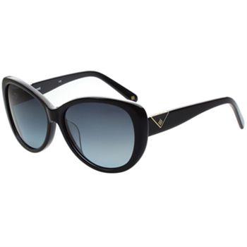 【Polaroid 寶麗萊】-偏光太陽眼鏡(黑色)