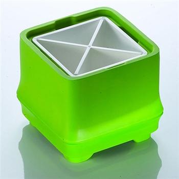 POLAR ICE 極地冰盒方竹系列-三角形冰(綠色)