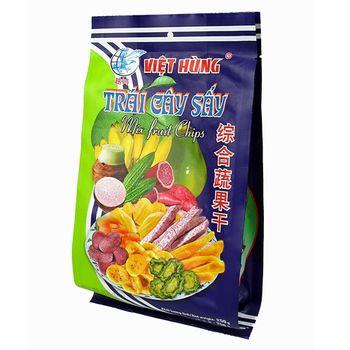 【蘋果市集】綜合蔬果乾2包組(250g/包)