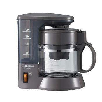 買就送陶瓷杯【象印】4人份咖啡機 EC-TBF40