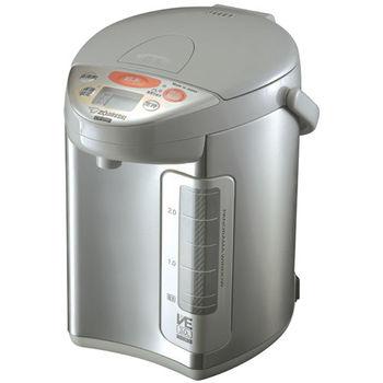 買就送【象印】3L真空保溫熱水瓶 CV-DSF30
