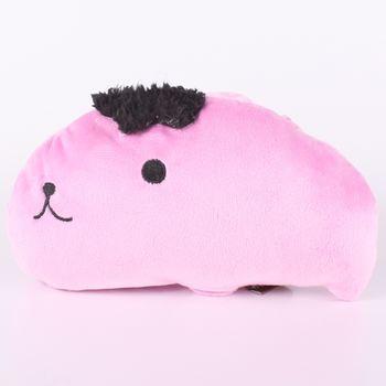 【kapibarasa】水豚君系列毛絨公仔車票夾 暴走君