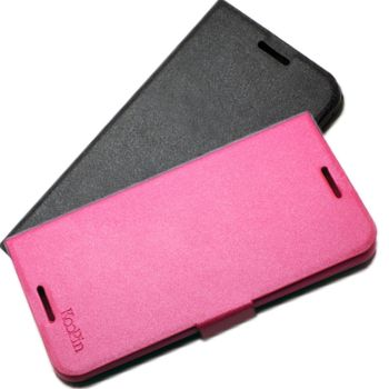 KooPin HTC Desire 816 璀璨星光立架式側掀皮套