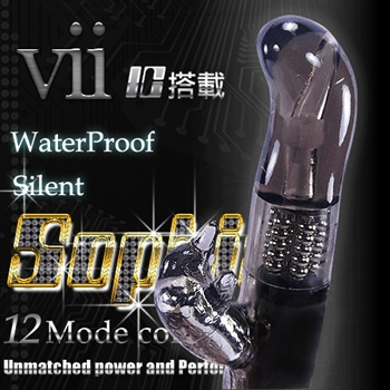 G點按摩棒(12段變頻)防水設計