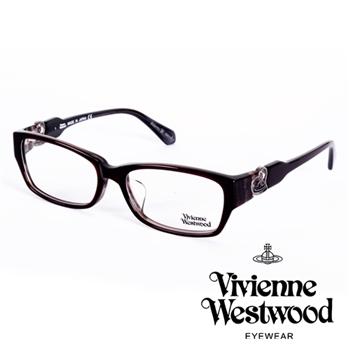 Vivienne Westwood 立體浮雕心型土星款(黑)