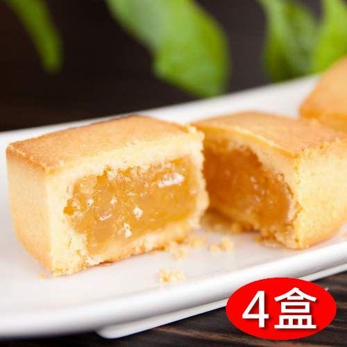 【松品豐】高纖椰果鳳梨酥分享組