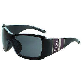 【Dior】-時尚太陽眼鏡 (黑色)