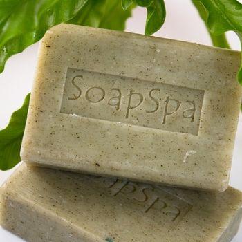 SoapSpa艾草平安皂6入特惠組
