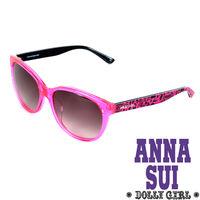 Anna Sui Dolly Girl系列洋娃娃元素款‧螢光粉~DG802241~