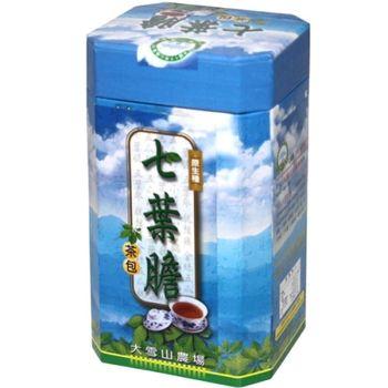 【大雪山農場】七葉膽茶 30包x4盒(買4中盒再送4小盒)
