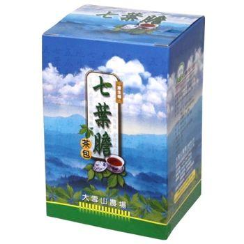 【大雪山農場】七葉膽茶10包x7盒