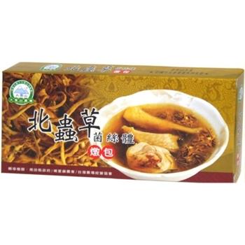 【大雪山農場】北蟲草燉包(8包/盒)共5盒