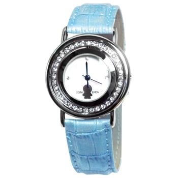 哆啦A夢時來運轉晶鑽皮錶