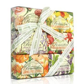 Nesti Dante  義大利手工皂-愛浪漫 生活風禮盒