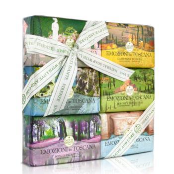 Nesti Dante  義大利手工皂-托斯卡尼 風情畫禮盒